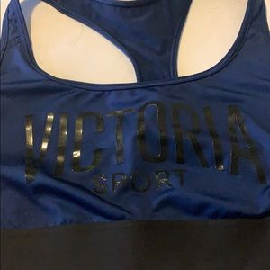 Victoria Sport large sports bra like new